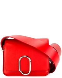 Bolso bandolera de cuero rojo de 3.1 Phillip Lim