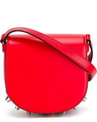 Bolso bandolera de cuero rojo de Alexander Wang