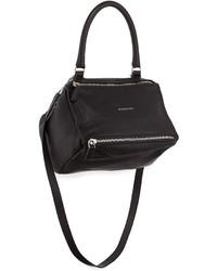 Bolso de cuero negro de Givenchy