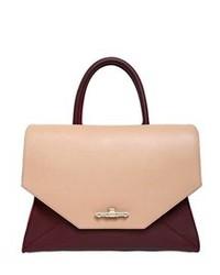 Bolso de hombre de cuero en beige de Givenchy