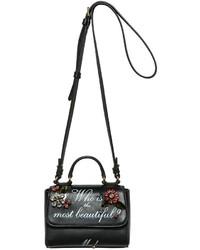 Bolso negro de Dolce & Gabbana