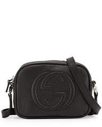 Bolso negro de Gucci