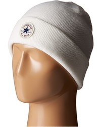Bonnet blanc Converse