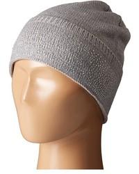 Bonnet gris Calvin Klein