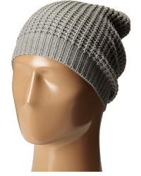 Bonnet gris Hat Attack