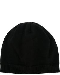 Bonnet noir Maison Michel