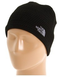 Bonnet noir The North Face