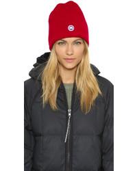 canada goose femme bonnet