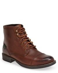 Botas casual de cuero marrónes de Eastland