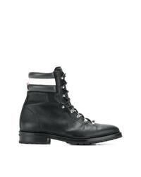 Botas casual de cuero negras de Thom Browne
