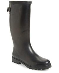Botas de lluvia negras de Chooka