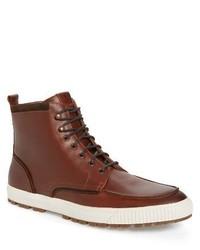 Botas de trabajo marrónes de Aldo