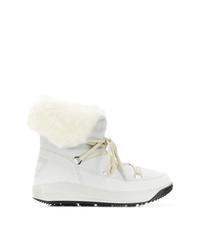 Botas para la nieve blancas de Ea7 Emporio Armani