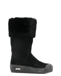 Botas para la nieve negras de Bally