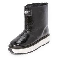 Botas para la Nieve Negras de Kenzo