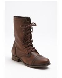 94c8bbca870 Comprar unas botas planas con cordones Steve Madden | Moda para ...