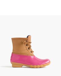 Botas rosa de J.Crew