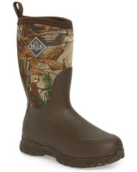 Botas ugg marrónes de The Original Muck Boot Company