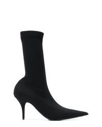 Botines de elástico negros de Balenciaga