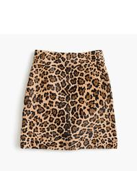 Botines de leopardo marrón claro de J.Crew