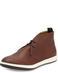 Acheter bottes brunes hommes Giorgio Armani   Mode hommes 827a7dc4cfa