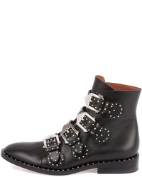 Bottines En Cuir Givenchy zRLY1ox