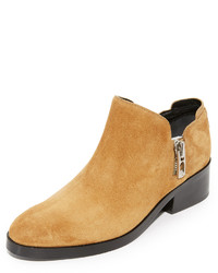 Bottines en daim jaunes 3.1 Phillip Lim