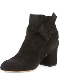 Bottines en daim noires Rag & Bone