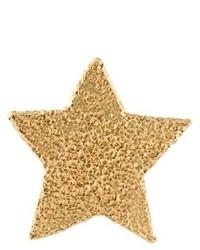 Boucles d'oreilles dorées Carolina Bucci