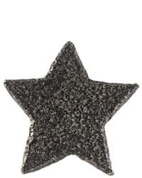 Boucles d'oreilles noires Carolina Bucci