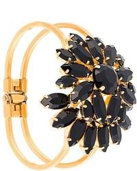 Bracelet à fleurs doré Marni
