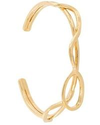 Bracelet doré Aurelie Bidermann