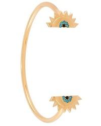 Bracelet doré Ileana Makri