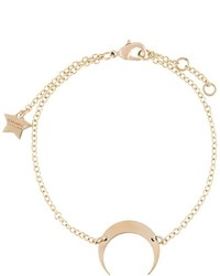 Bracelet doré Roberto Cavalli