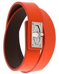 Bracelet orange Givenchy