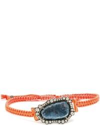 Bracelet orange Kimberly