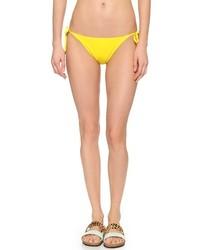 Braguitas de bikini amarillas de Marc by Marc Jacobs