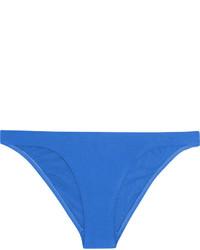 Braguitas de bikini azules de Melissa Odabash