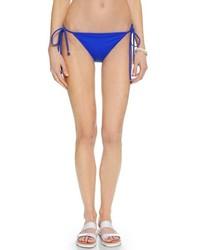 Braguitas de bikini azules de Milly