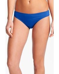 Braguitas de bikini azules de Tommy Bahama
