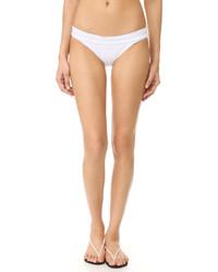 Braguitas de bikini blancas de Dion Lee