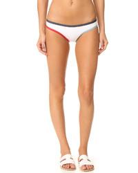 Braguitas de bikini blancas de Tavik