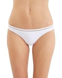 Braguitas de bikini blancas de Topshop