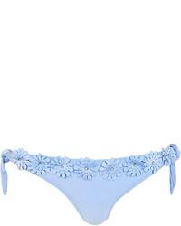 Braguitas de bikini celestes