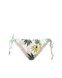 Braguitas de bikini en multicolor de Fleur Du Mal
