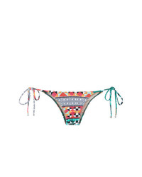 Braguitas de bikini estampadas en multicolor de Lygia & Nanny