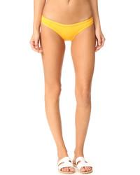 Braguitas de bikini naranjas de Tavik