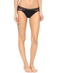 Braguitas de bikini negras de Calvin Klein Underwear
