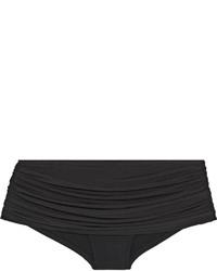 Braguitas de bikini negras de Norma Kamali