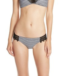 Braguitas de bikini negras de Seafolly